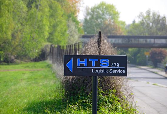 HTS Logistik - Speditionsunternehmen Eschweiler - Lage