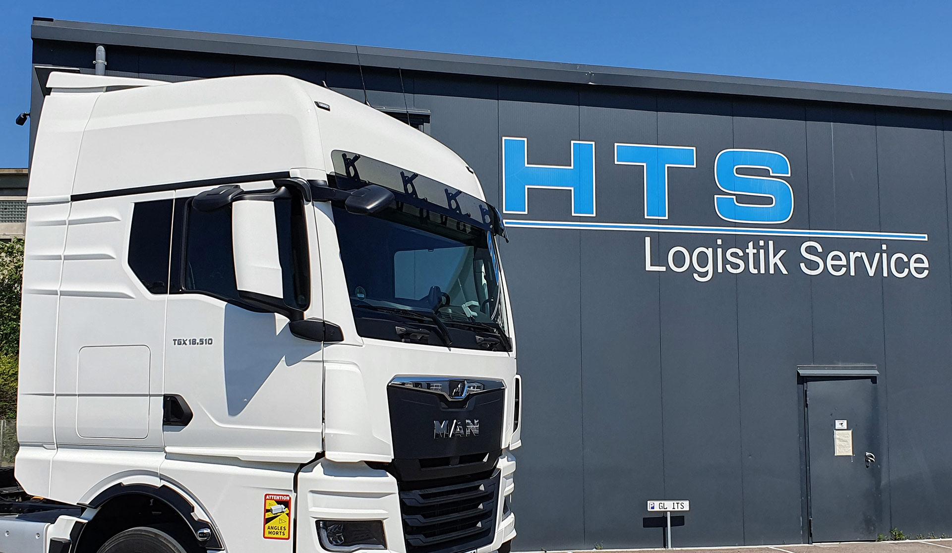 HTS Logistik - Speditionsunternehmen Eschweiler - Fuhrpark